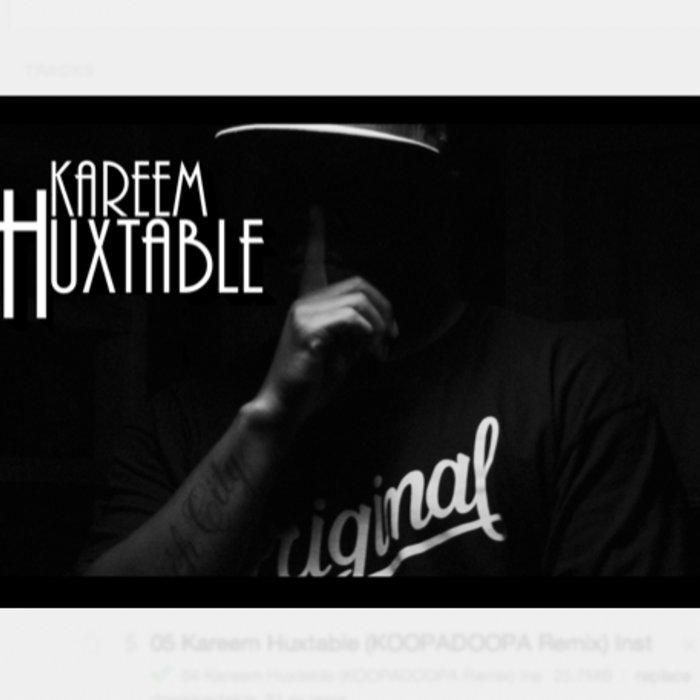 """Kareem Huxtable."" cover art"