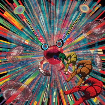 "Spazz Master 7"" cover art"