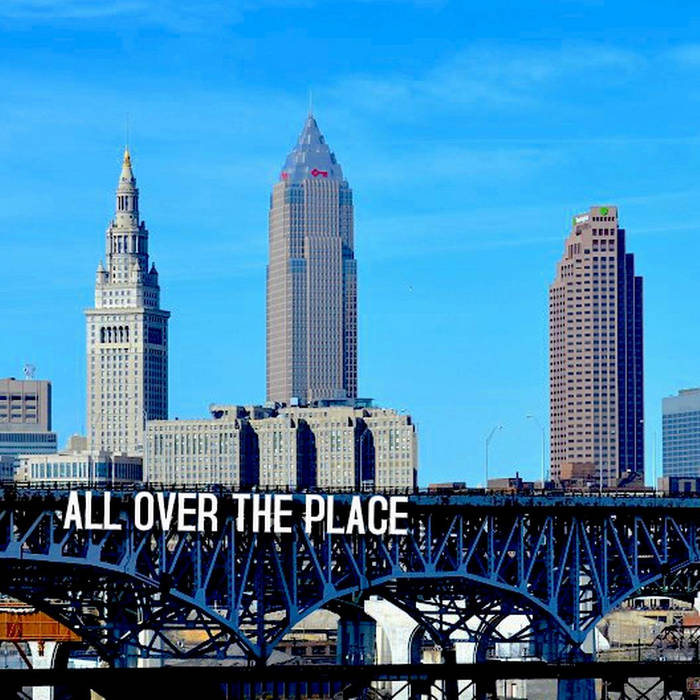 All Over The Place cover art