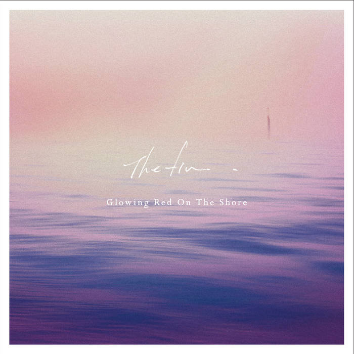 Glowing Red On The Shore EP cover art