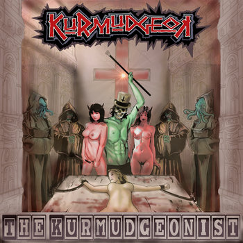 The Kurmudgeon'ist cover art
