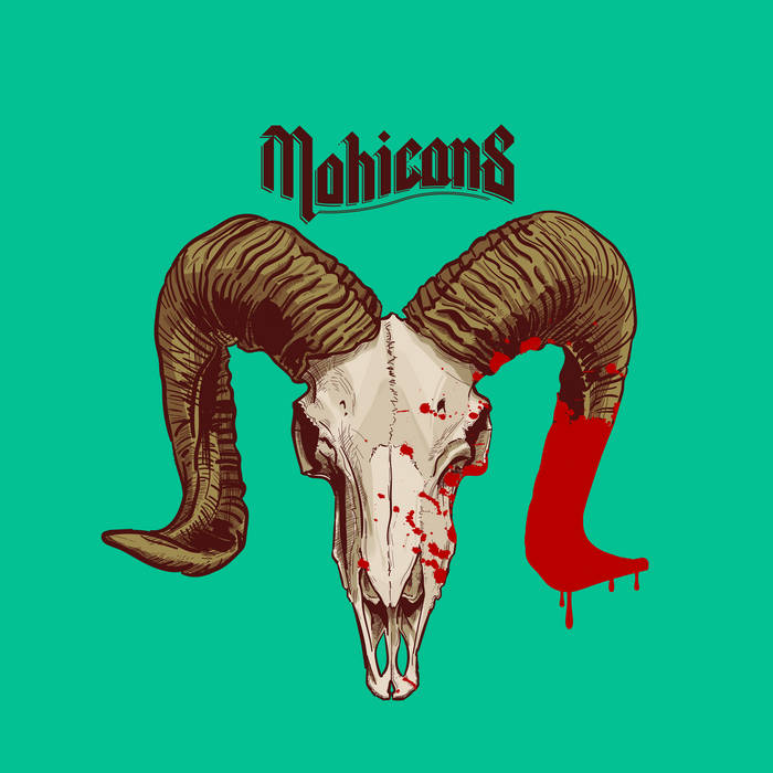 Mohicans cover art