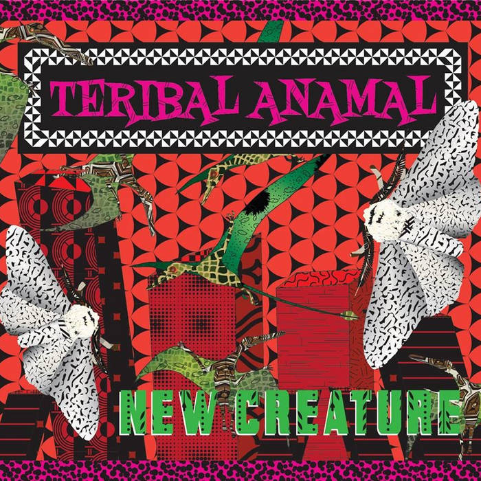 New Creature cover art
