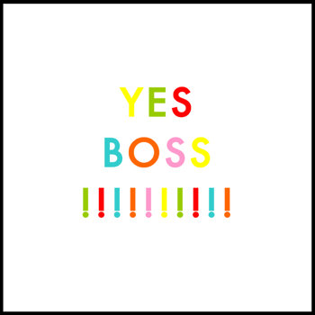 yes boss! | doubledotdash!?