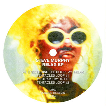 Relax EP cover art