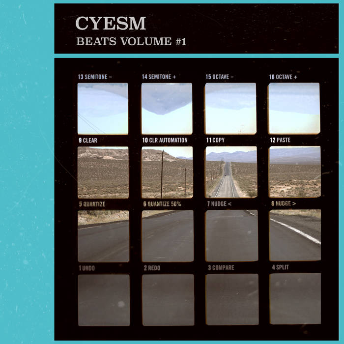 Cyesm - Beats Volume #1 (2015)