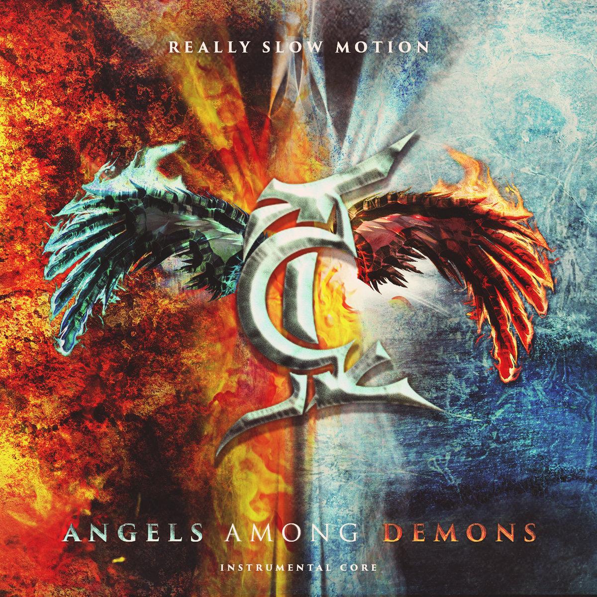 Angels Among Demons Cover Art