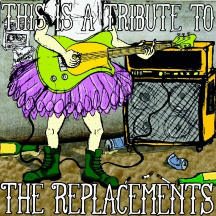 This is a Tribute to The Replacements (SYG-006) cover art