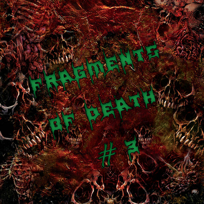 Fragments of Death # 3 cover art