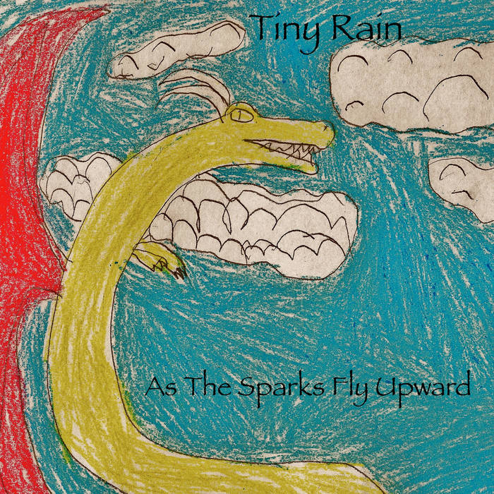 As The Sparks Fly Upward cover art