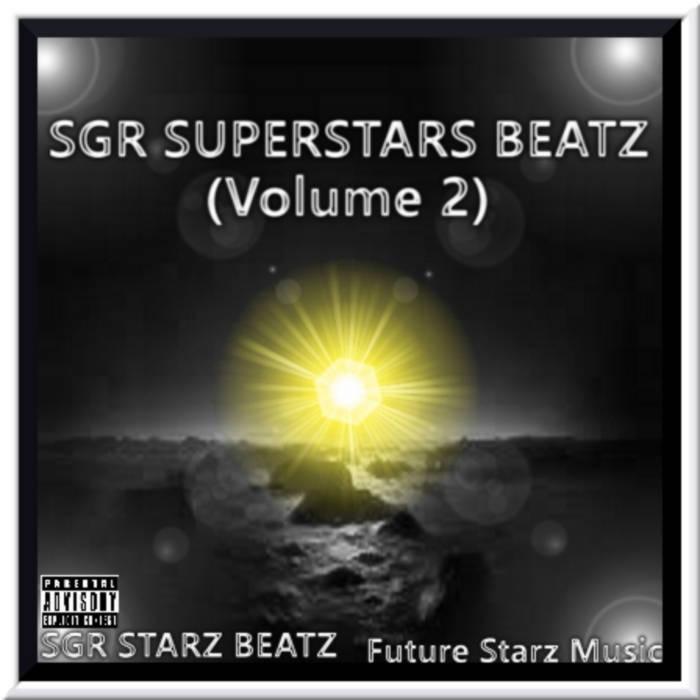 SGR Superstars Beatz (Volume 2) cover art
