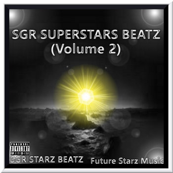 SGR Superstars Beatz (Volume 2) cover art