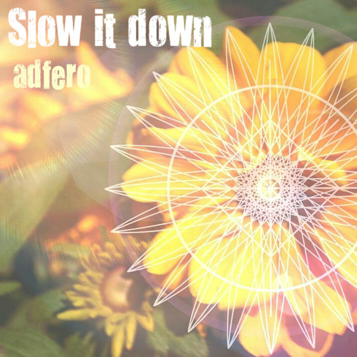 Slow It Down cover art