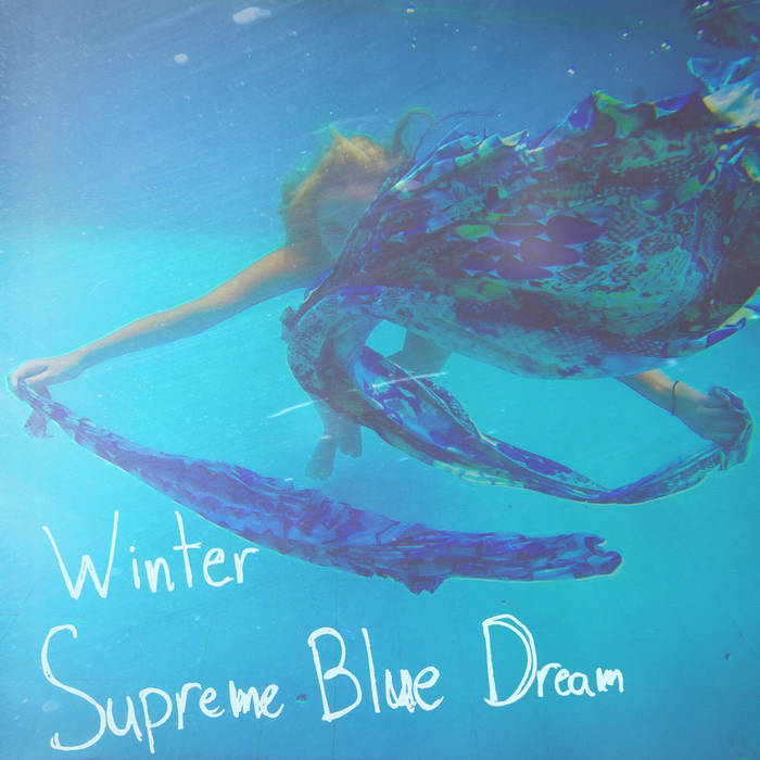 Supreme Blue Dream cover art