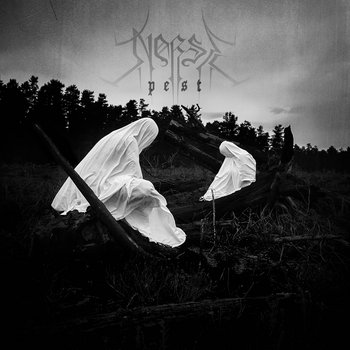 Pest (Dissonant Black Metal) cover art