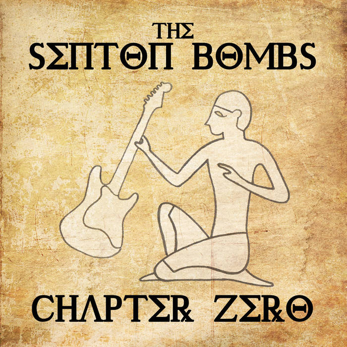 Punk rock band The Senton Bombs music download stream Chapter Zero