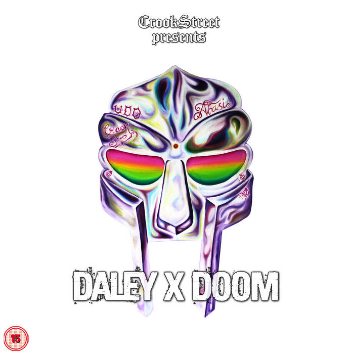 DALEY X DOOM cover art