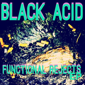 Functional Rejects EP cover art