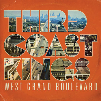 West Grand Boulevard cover art