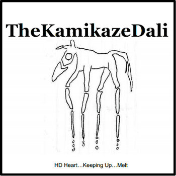 The Kamikaze Dali cover art