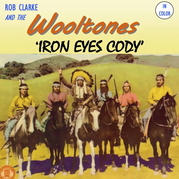 Iron Eyes Cody Single cover art