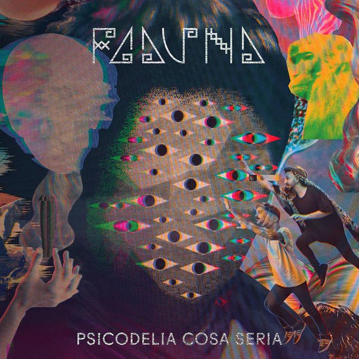 Psicodelia Cosa Seria cover art