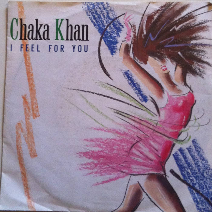 I FEEL FOR YOU - (80's Child Legend Edit) cover art