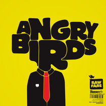 Angry Birds EP cover art