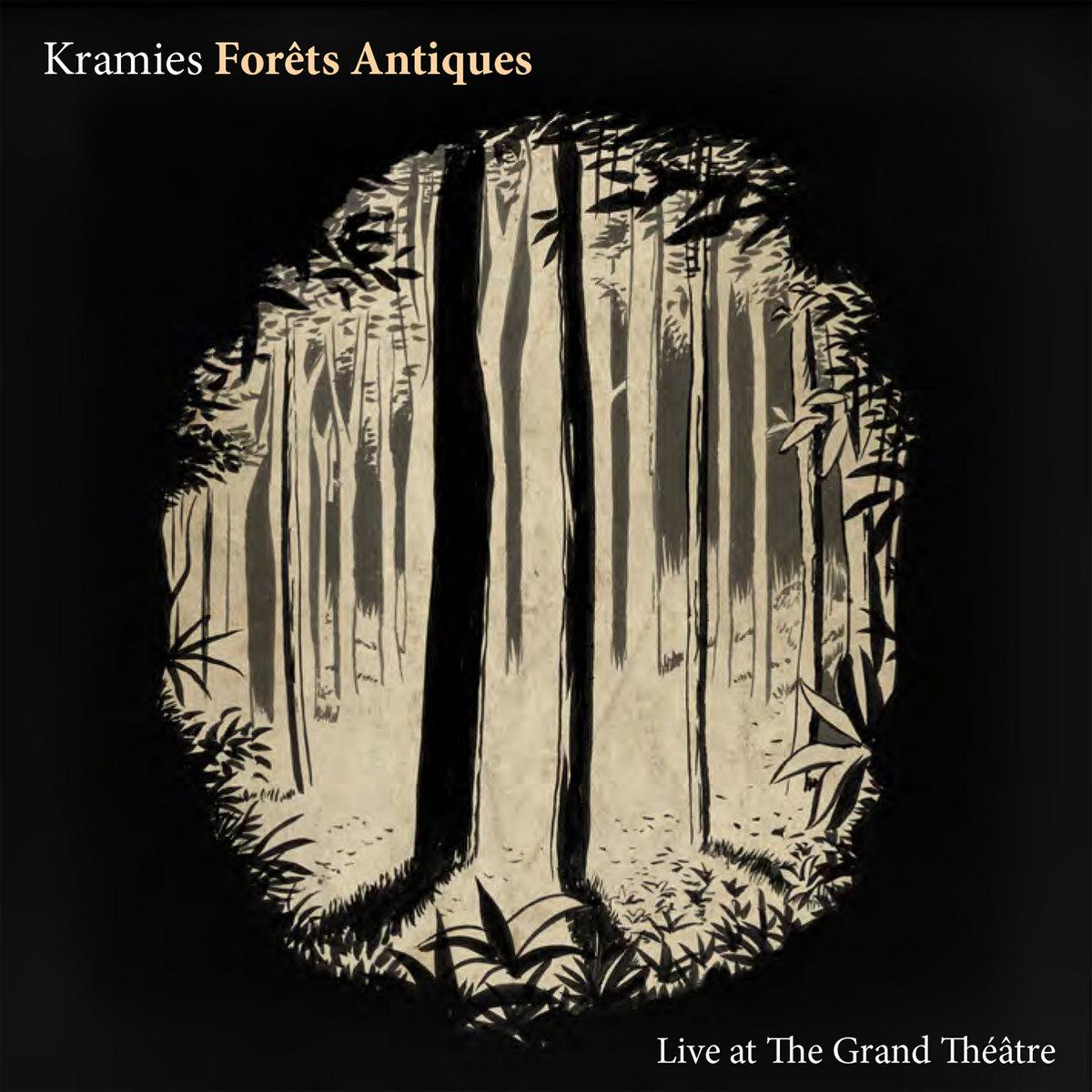 kramies - Forêts antiques