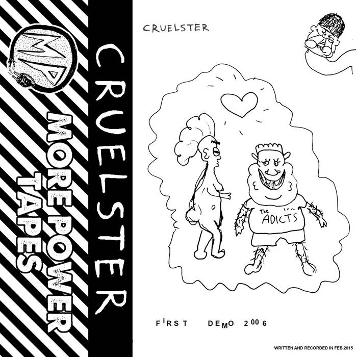 Cruelster First Demo 2006 cover art