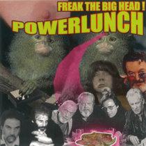 Freak the Big Head cover art