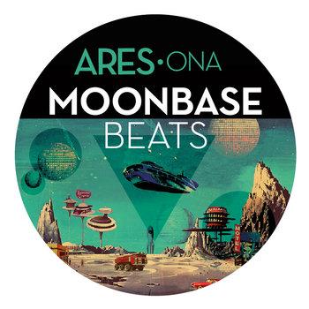 Moonbase Beats EP cover art