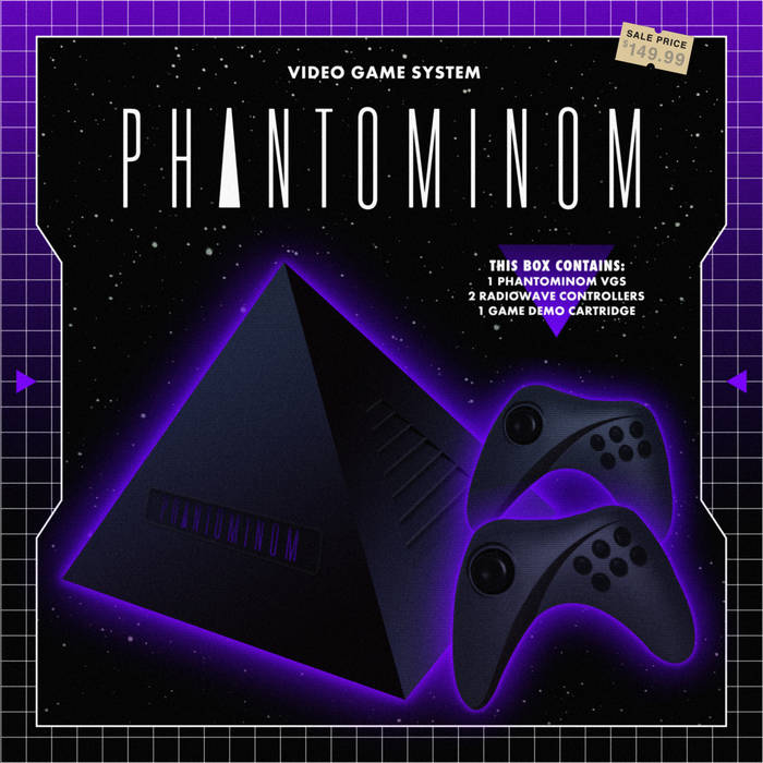 Phantominom VGS cover art