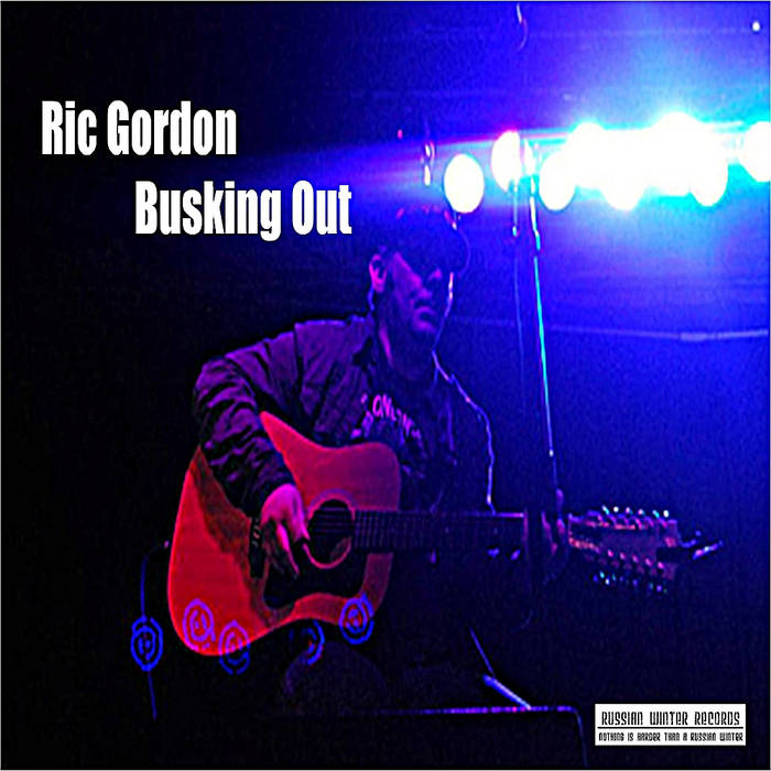 Busking Out cover art