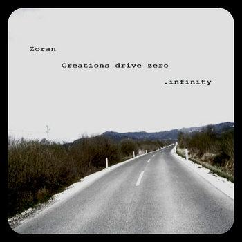 Creations drive zero.infinity cover art