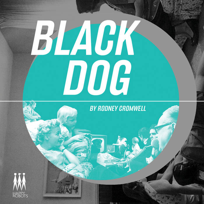 Black Dog EP cover art