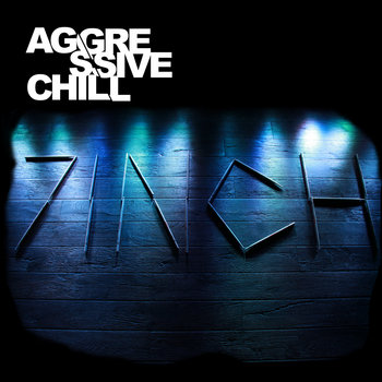 Swedish Metal band Aggressive Chill single release 7 inch Holier Than Thou Records