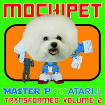 Master P on Atari Transformed Vol. 2 cover art