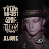 Alone (Solo Acoustic Demos) cover art