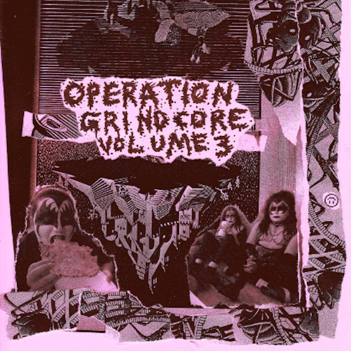 Operation Grindcore Vol. III cover art