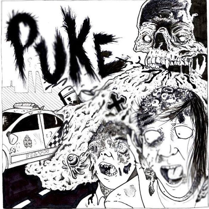 Puke Puke artwork