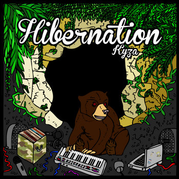 BRITHOPTV: [New Release] Kyza Smirnoff (@MrSaySo) -  'Hibernation' Album OUT NOW! [Rel. 01/08/14] | #UKRap #UKHipHop