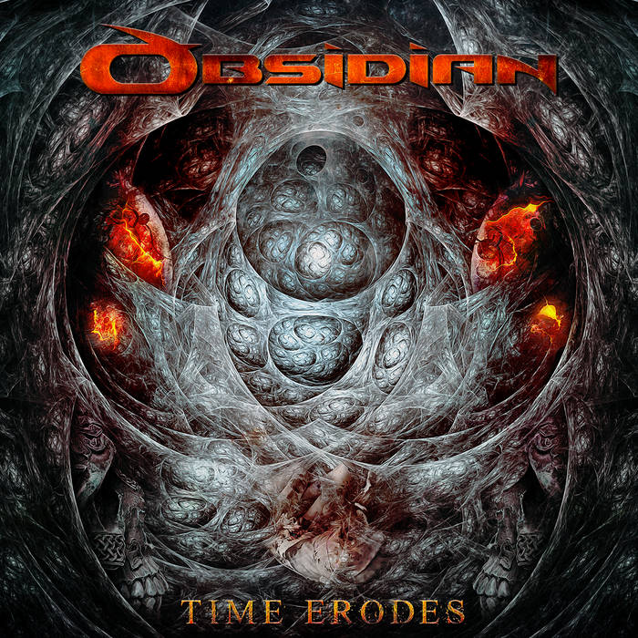 Time Erodes cover art
