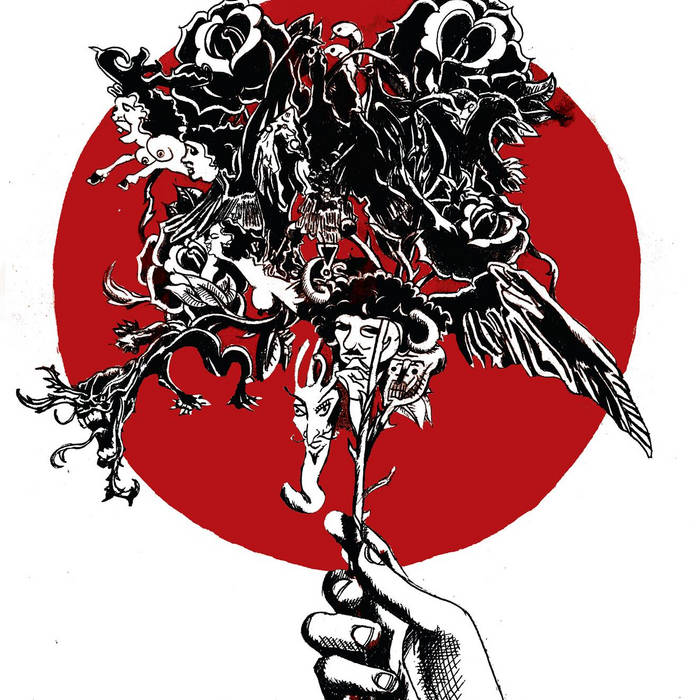 Choking On Roses cover art