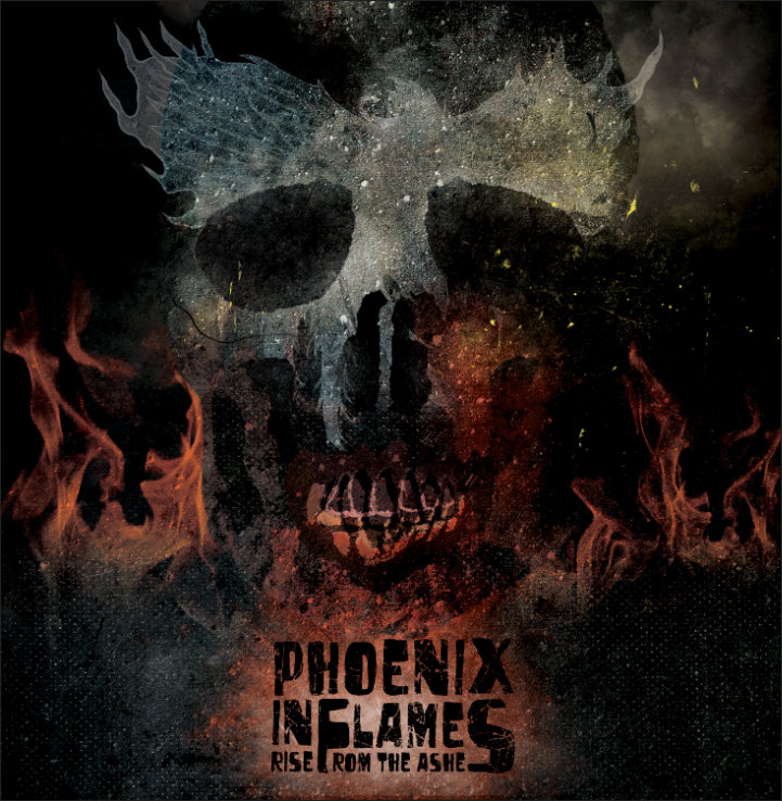 Rise from the Ashes | Phoenix in Flames