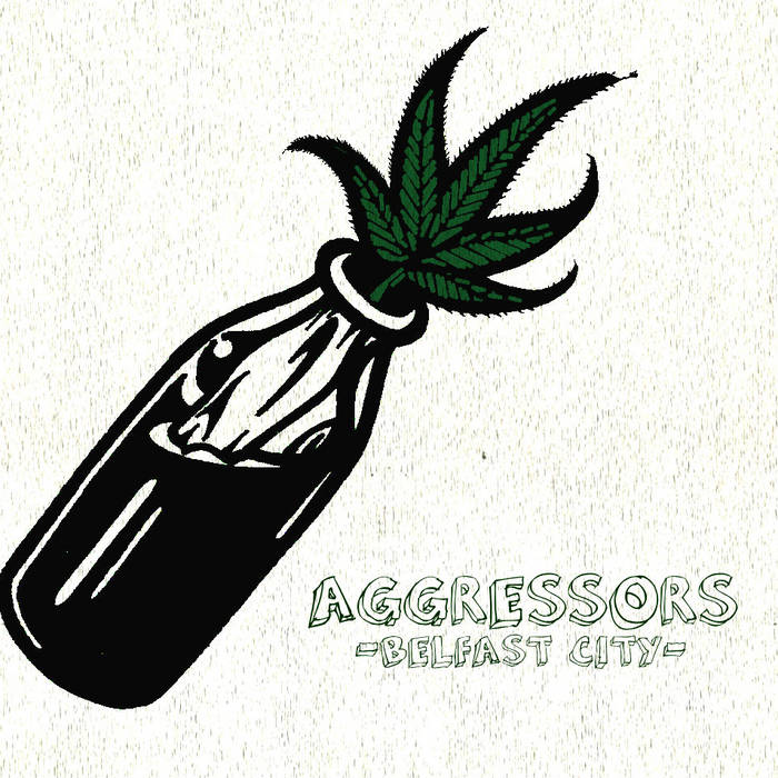 Aggressors BC Ep cover art