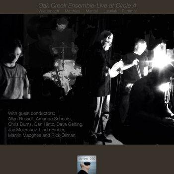 Oak Creek Ensemble-Live at Circle A cover art