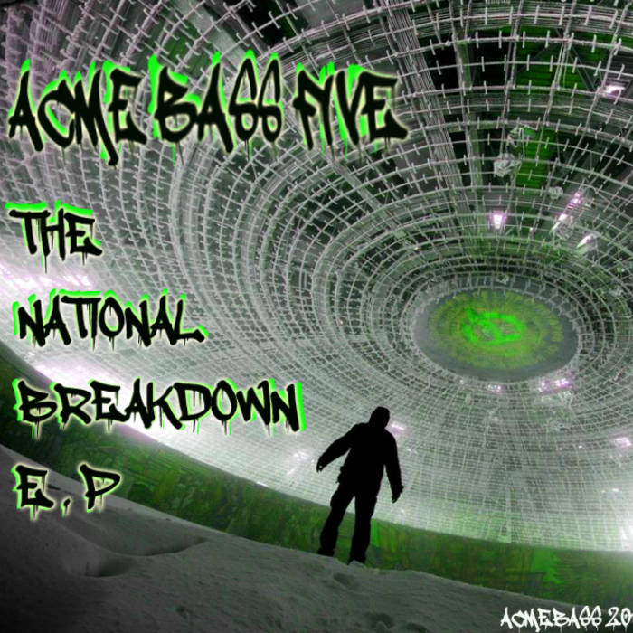The National Breakdown E.P cover art