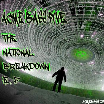 The National Breakdown E.P cover art