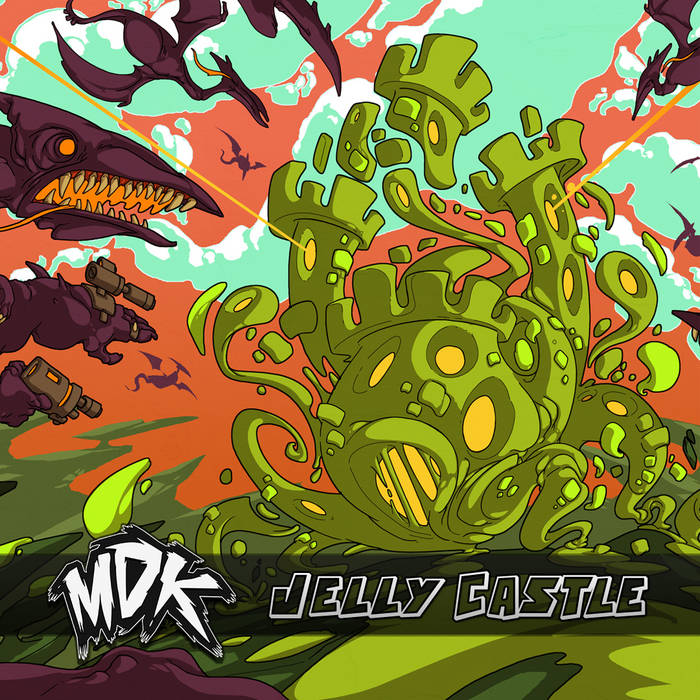 Jelly Castle cover art